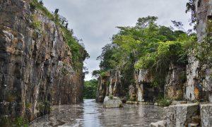 Qolora River Gates Transkei