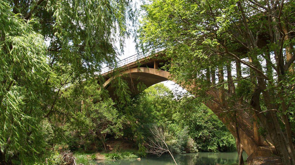 Bridge over the Magalies River