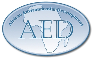 African Environmental Development Logo